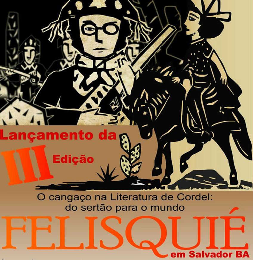 Felisquié tem evento de divulgação no Museu de Arte da Bahia